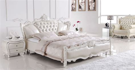 luxury king size bed super luxury euro style king queen size leather bed frame