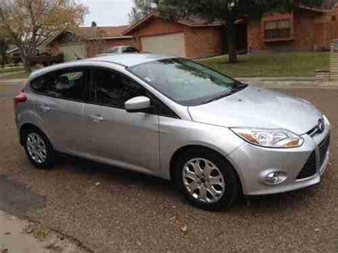 cars like ford focus hatchback find used 2012 ford focus se hatchback 4 door 2 0l silver