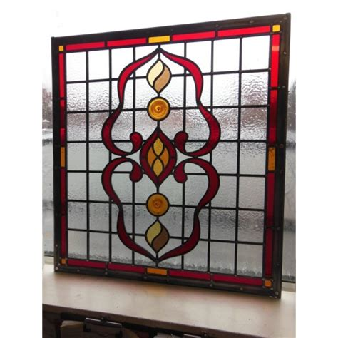 stained glass panels nouveau stained glass panels 117 made stained glass panel nouveau design