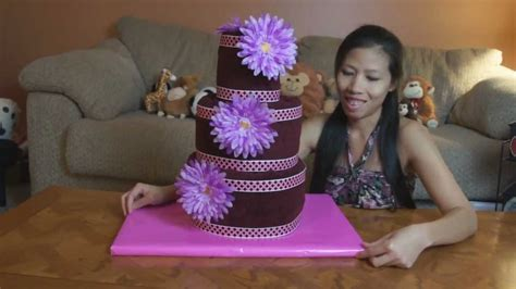 Baby Shower And Housewarming Together by How To Make A Towel Cake Style