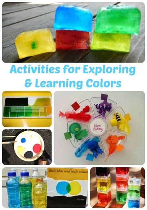 list of colour activities learning 4 kids 7837 best kindergarten images on pinterest classroom