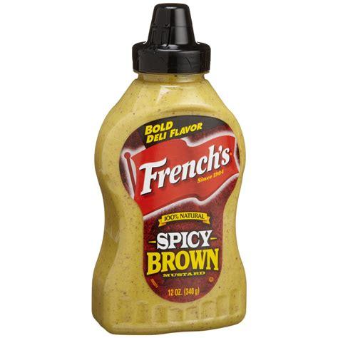 spicy brown mustard recipe dishmaps