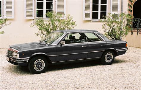 Designer Garage Sale w116 2 door coupe
