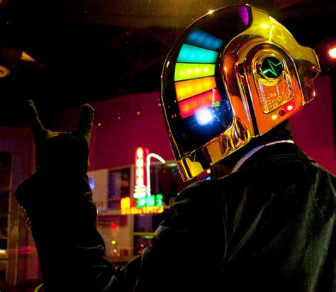 daft punk q tip daft punk helmet by volpin props ftw technabob