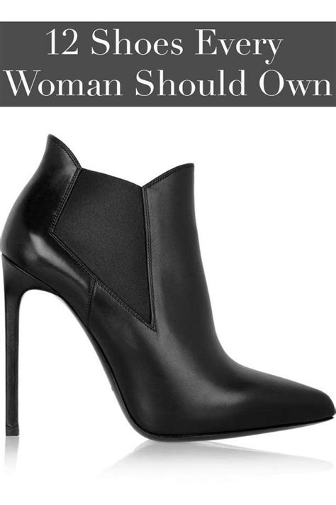 shoes every should back to basics 11 shoes every should own