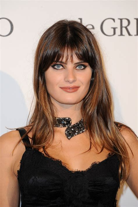 Jane Fontana Hair Jane Fontana Hair Elegance Updo Wig | isabeli fontana long straight cut with bangs long