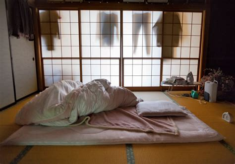 How To Make A Japanese Futon by Japan S Nuclear Refugees Photo Gallery Pictures More