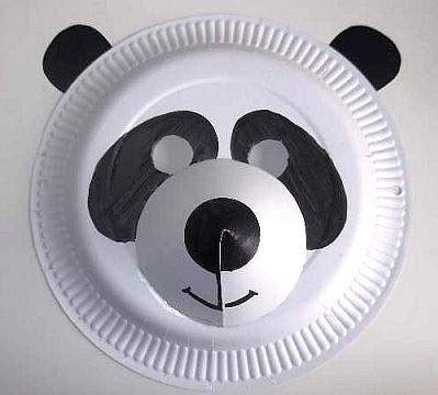 How To Make Animal Mask With Paper Plate - craft animal paper plate masks