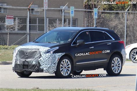 2020 gmc acadia length pictures 2020 cadillac xt5 refresh testing