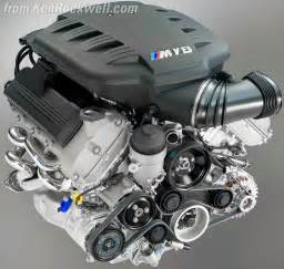 2007 BMW M3 V8 enlarge V8