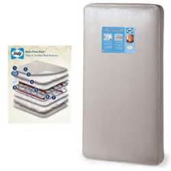 baby crib and mattress set sealy firm mattress sealy american trail ultra firm