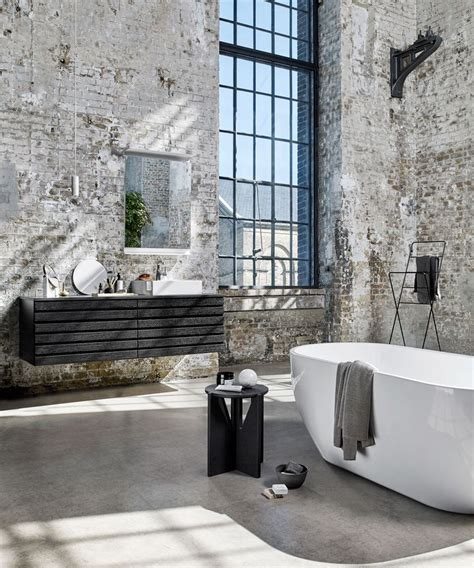 1000 ideas about industrial bathroom on pinterest
