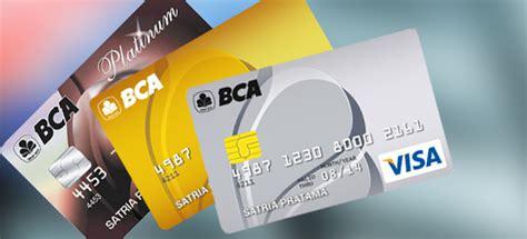 susah membuat rekening bca penting nih daftar 5 kartu kredit bebas iuran tahunan