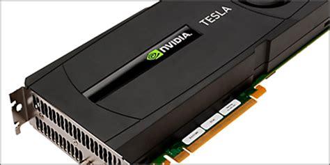 Nvidia Tesla M2090 Nvidia Tesla M2090 6gb Gddr5 Pcie X16 Gpu Computing