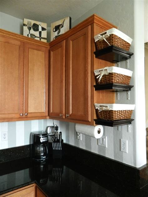 diy kitchen shelving ideas cheap diy kitchen shelving eatwell101