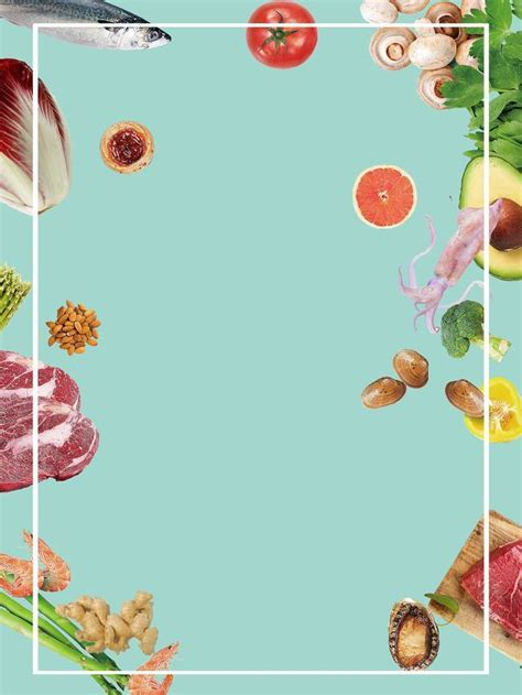 vegetables e fruits fruit and vegetable fruit background template fruits and