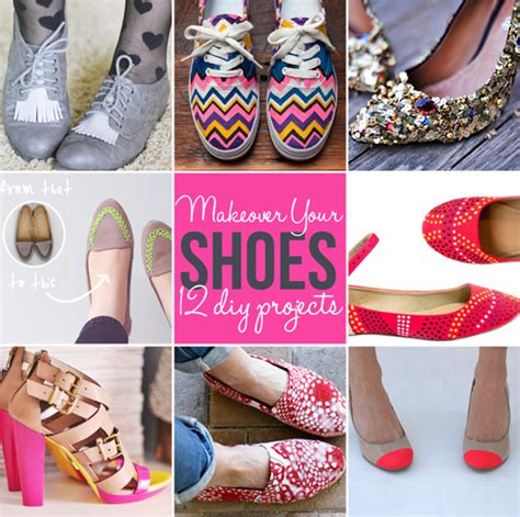 diy shoe 12 diy ideas for a shoe makeover