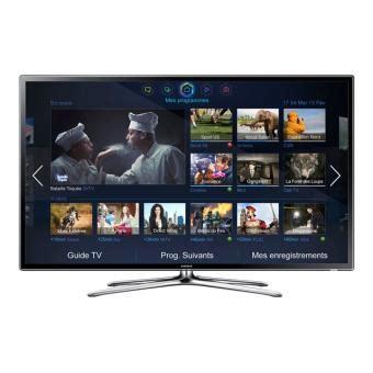 samsung ue55f6320 6 series 55 quot 3d tv led t 233 l 233 viseurs lcd 32 quot 224 43 quot achat prix fnac