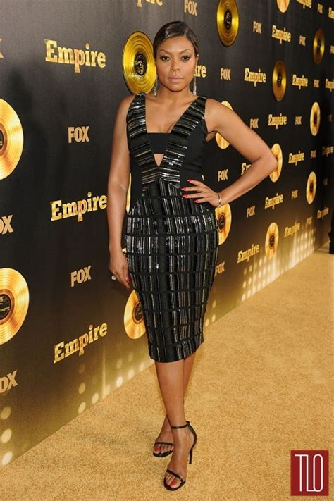 hair style from empire tv show taraji p henson and terrence howard at the quot empire