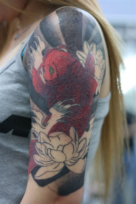 cat tattoo cover up yuki s half sleeve coverup 2 by lucky cat tattoo on deviantart