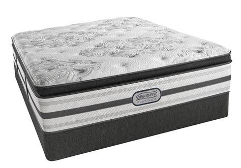 Beautyrest Mattress King by Beautyrest Platinum Gabriella Pillow Top Plush King Mattress
