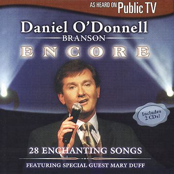 Dvd Special Duet Hits daniel o donnell on cd dvd news page 5