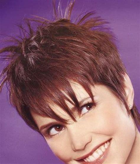 cute short spiky bobs short sassy hairstyles