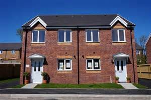 Semi Detached House 3 bed semi detached house for sale in new homes at clos