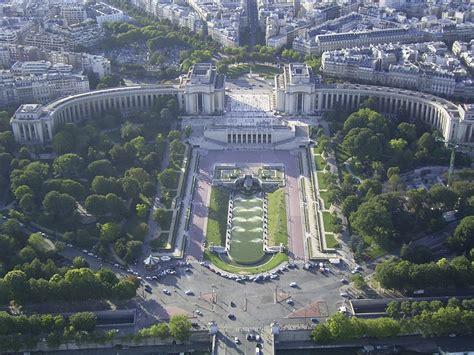 giardini parigi giardini trocadero a parigi e la famosa fontana di