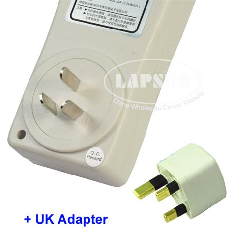 Ls With Power Outlets by Electric Power Energy Monitoring Monitor Outlet Socket