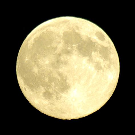 the moon moon today