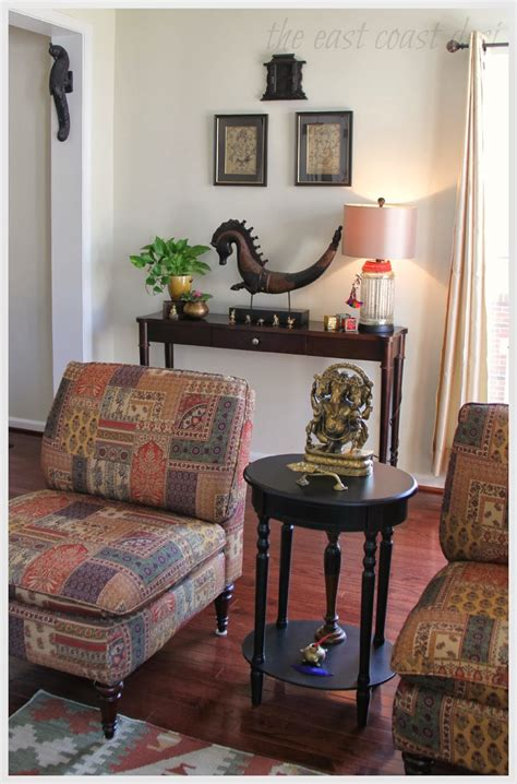 indian style living room the east coast desi my living room a reflection of india