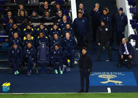 spurs bench five takeaways from tottenham s 1 1 draw with liverpool