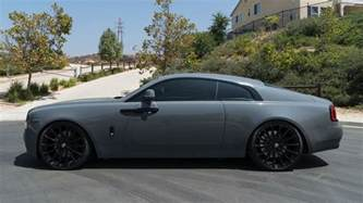 Custom Rolls Royce Custom Rolls Royce Wraith By Rdbla
