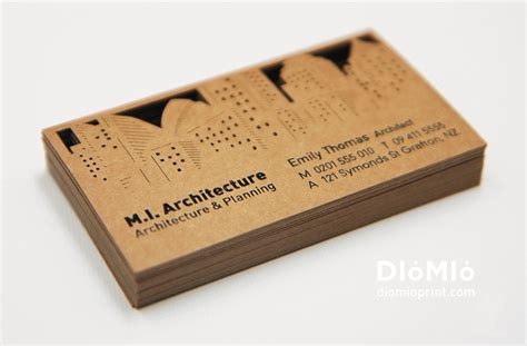 architecture business card architect business cards diomioprint