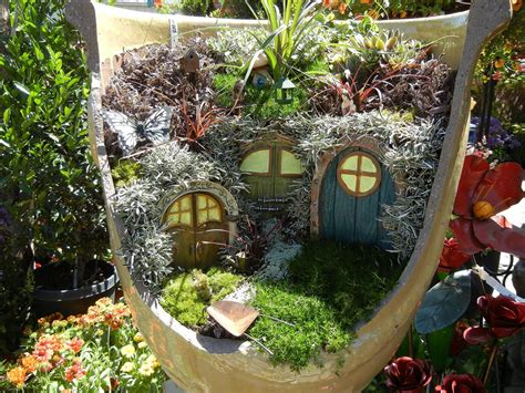 unique ideas unique fairy garden ideas 42 freshouz