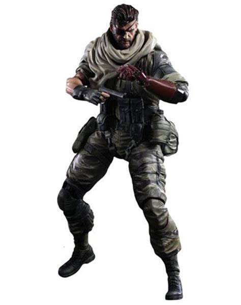 Metal Gear Solid Phantom Venom Snake Play Arts estarland buy metal gear solid v phantom play