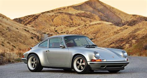 porsche stinger old porsche 911 re imagined by singer car number 4 classic