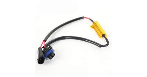 led fog light resistor fog light led resistor kits cree led fog lights h4 h7 h8 h11 hb3 9005 hb4 9006