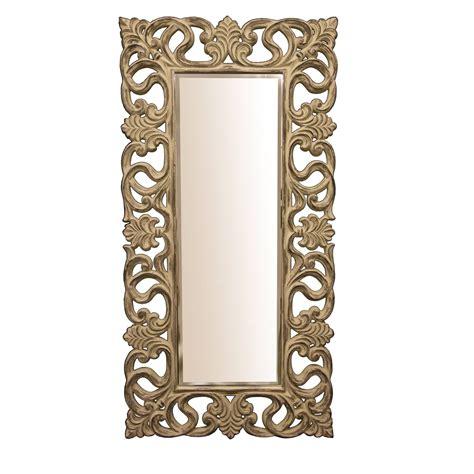 shabby chic floor standing mirror shabby chic floor standing mirror ourcozycatcottage