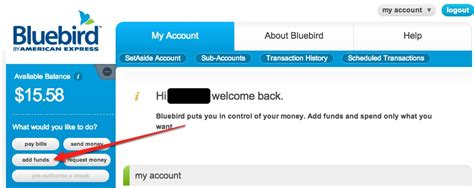 Can You Deposit Gift Cards Into A Bank Account - bluebird card direct deposit bluebird american express card help