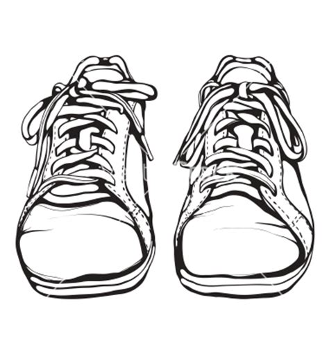 how to draw running shoes the gallery for gt converse vector front