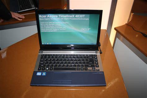 Laptop Acer 4830 X Timeline acer aspire 3830t 4830t e 5830t timelinex dal vivo