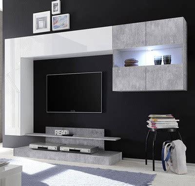 soggiorno parete attrezzata moderna parete attrezzata soggiorno moderno