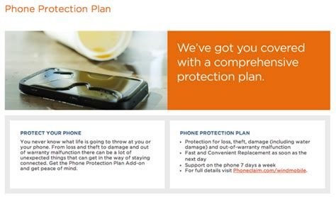 Wind Mobile Gift Card - wind mobile launches new phone protection plans iphone in canada blog