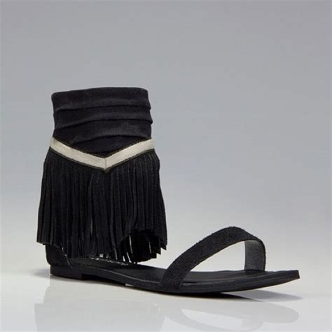 koolaburra fringe sandals 49 koolaburra shoes hp koolaburra zola fringe