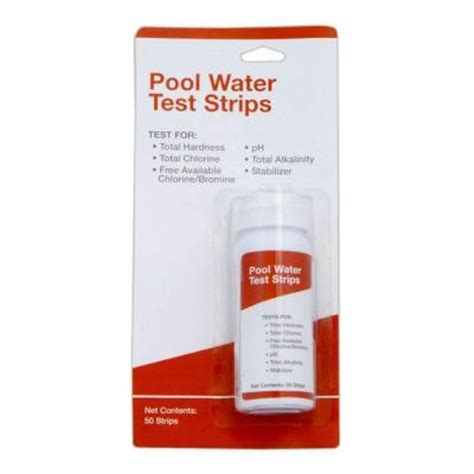 6 way pool water test strips 70050ptm the home depot