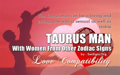 capricorn men in bed taurus man compatibility with women from other zodiac