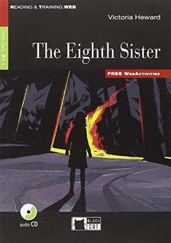 libro the eighth sister con cd audio di victoria heward