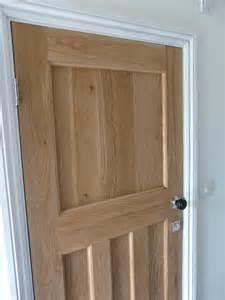solid oak 1930s style door oak 1930 s one
